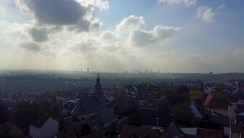 Bergen-Enkheim Wolken